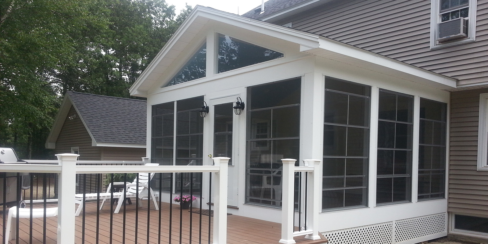 How To Install Screen Porch
